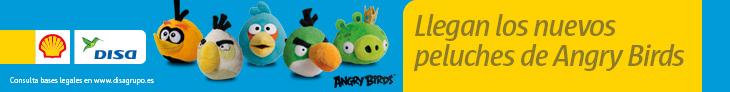 Angry Birds Disa